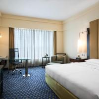 Deluxe Double or Twin Room with Hill View