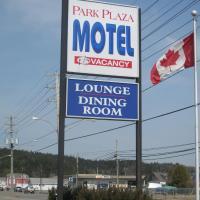 Hotel Pictures: Park Plaza Motel, Saint John