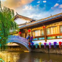 Hotelbilleder: Love Cloud Boutique Chain Hotel In The Water Side, Lijiang