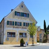 Hotelbilleder: Hotel Garni Pension Zur Krone, Hilpoltstein