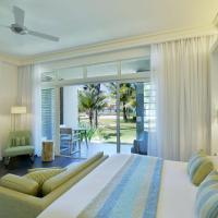 Deluxe Beach Villa room