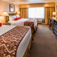 Queen Room with Two Queen Beds-Disability Access - Non smoking