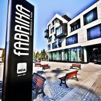 Hotel Pictures: Fabrika Hotel, Humpolec