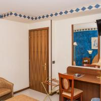 Two Connecting Economy Double Rooms with Terrace