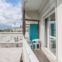 Deluxe Double or Twin Room with Terrace and Sea View