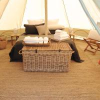 Hotelbilleder: Cosy Tents - Daylesford, Yandoit
