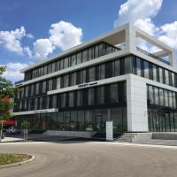 Hotelbilleder: Toploft The Aparthotel, Crailsheim