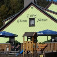 Hotelbilleder: Gasthof Thomas Müntzer, Steinheid