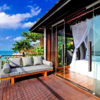 Ocean Front Duplex Pool Villa