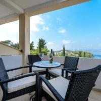 Superior One-Bedroom Apartment with Balcony and Sea View A3