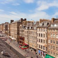 The Penthouse on The Royal Mile with The Edinburgh Address