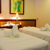 One-Bedroom Spa Pool Villa