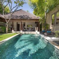 Garden Two-Bedroom Villa with Private Pool