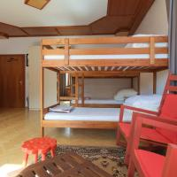 Eight-Bed Room