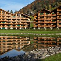 Hotel Pictures: Thermes Parc Apartments, Val d'Illiez