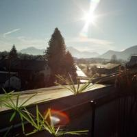 Hotel Pictures: Ferienwohnung mit Bergblick, Bernau am Chiemsee