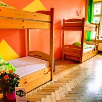 Bed in Dormitory Room for 10