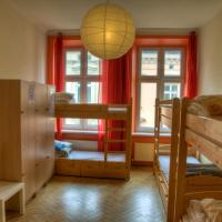 Bed in Dormitory Room for 5 people