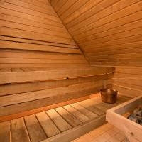 Deluxe Apartment with Sauna