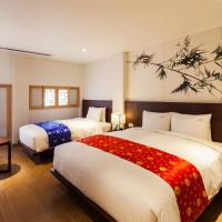 Deluxe Room with 1 Double Bed and 1 Single Bed (3 Adults)