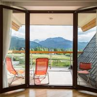 Apartment with Mountain View (4 Adults)