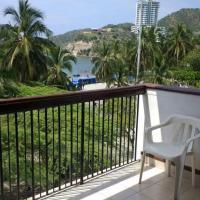 Hotellikuvia: Apartamento Playa 4 Vista al Mar N&J, Santa Marta