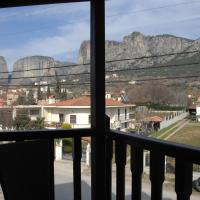 Double or Twin Room with Meteora View