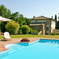 ホテル写真: Relais Villa Baldelli, コルトーナ
