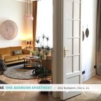Deluxe Apartment - 1051. Váci utca 11.