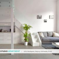 Studio Apartment - 1051. Bajcsy-Zsilinszky út 16.
