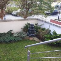 Deluxe Studio with Balcony and Garden View