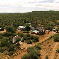 Hotellikuvia: Outeniqua Guest & Hunting Farm, Okahandja