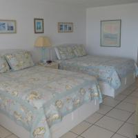 Double Studio with Two Double Beds - Ocean View