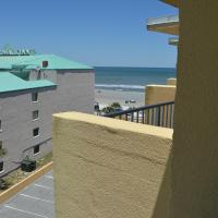 Double Studio with Two Double Beds - Partial Ocean View