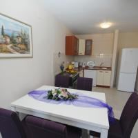 Two Bedroom Apartment with Terrace and Garden View