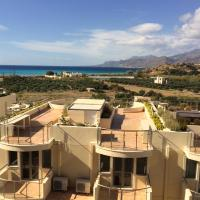 Deluxe One-Bedroom Penthouse with Landscaped Roof Terrace and Sea View