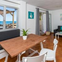 Two-Bedroom Apartment Ground Floor with Premium Sea View