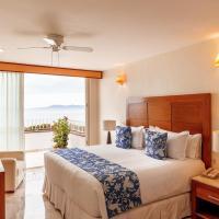 Three-Bedroom Suite with Ocean View