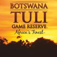 Tuli Game Reserve - Pride Rock Camp