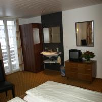 Double or Twin Room with Balcony and Mountain View