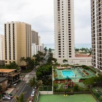 Tower 2 Suite 1214 at Waikiki