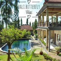 Zdjęcia hotelu: Bali Butterfly Villas, Tirtagangga