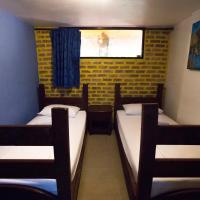 Elisium Double Room with Shared Bathroom