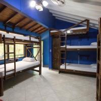Olympus 11-Bed Mixed Dormitory Room