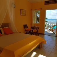 Double Room with Balcony and Sea View (Large)