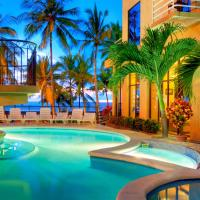 Hotel Pictures: Balcon del Mar Beach Front Hotel, Jacó