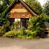 Cottage with Garden View