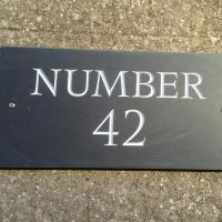 Number 42 Strangford
