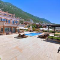Fotografie hotelů: Villa Yasemin 1, Kalkan