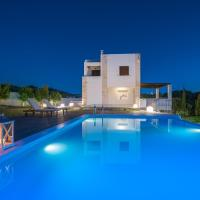 Villa with Private Pool and Sea View